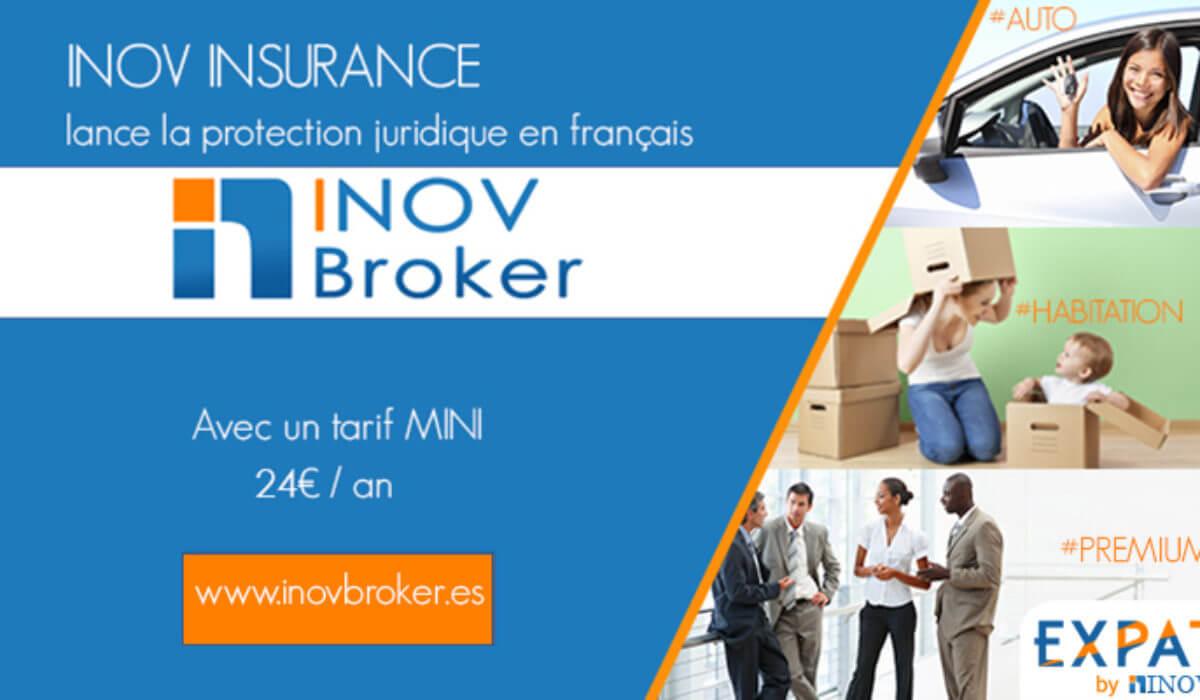 La Protection Juridique par INOV Broker