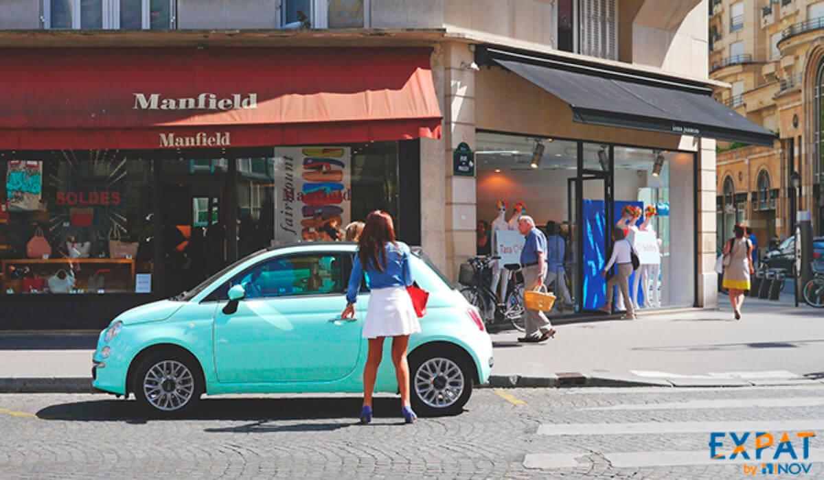 Permis de conduire français en Espagne