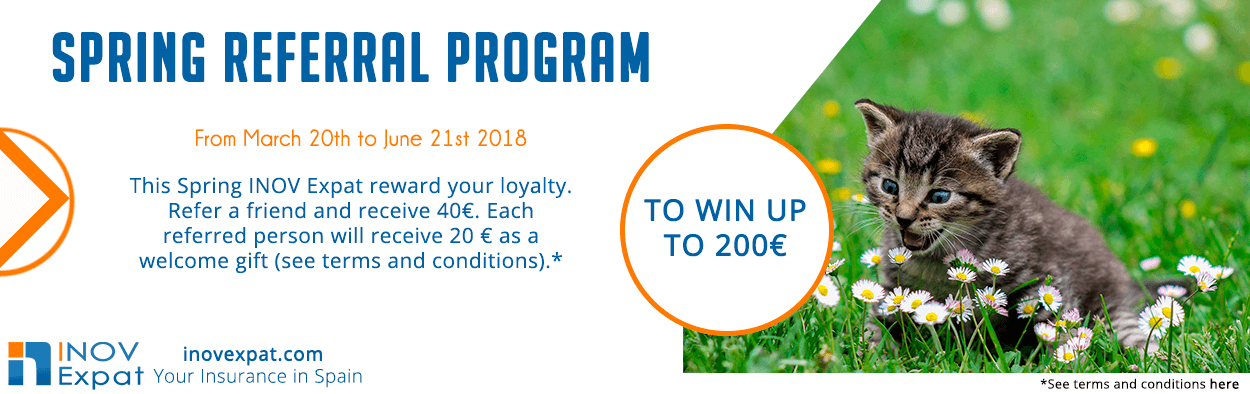 insurance in spain - SpringReferral Program 18WEB 1 - Home