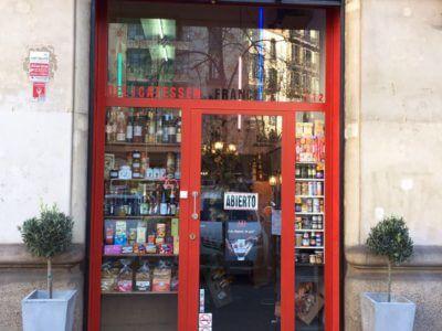 Maison Blot, la touche Française à Barcelone.