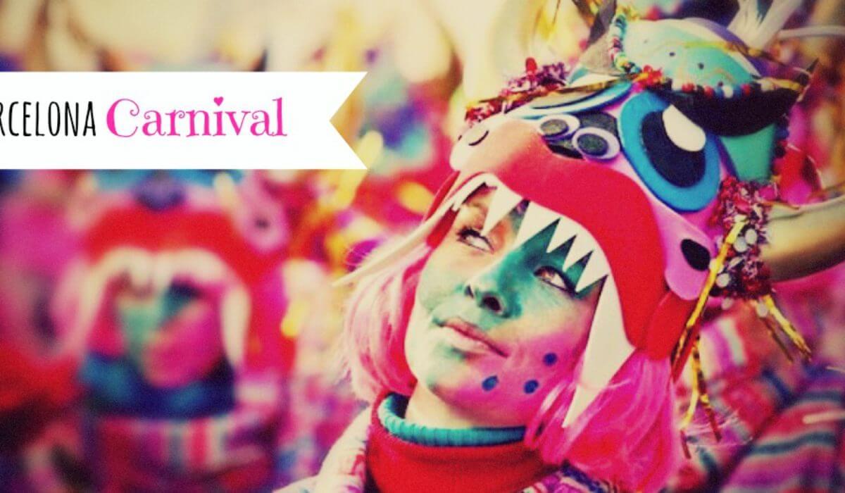 Que les festivités commencent avec le Carnaval de Barcelone