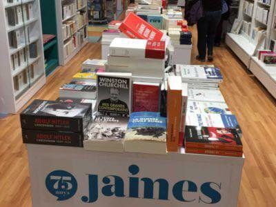 Librairie Jaimes : un bout de culture française à Barcelone