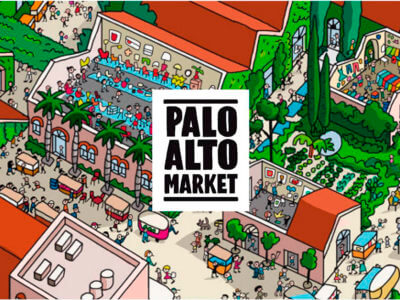 Palo Alto Market, le nouveau marché de Barcelone