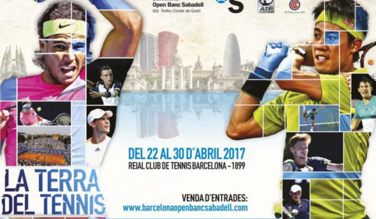 Barcelona Open Banc Sabadell, 65e édition du Trophée Conde de Godó
