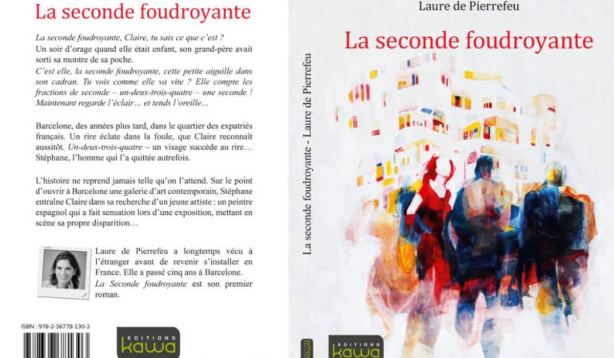 Interview avec Laure de Pierrefeu, auteur du livre « La seconde foudroyante »