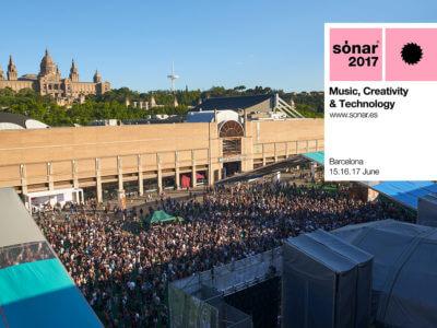 La crème des festivals : Le Sonar