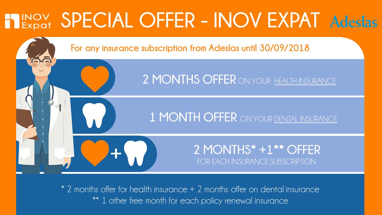 Health insurance offer