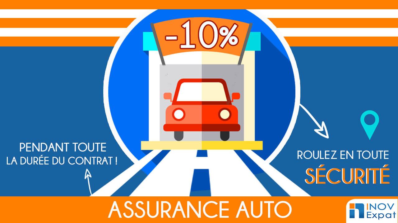 assurance auto offre auto promotion auto espagne inovexpat francaisenespagne