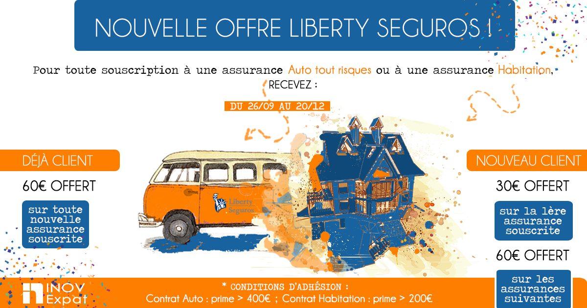 Liberty assurance auto habitation
