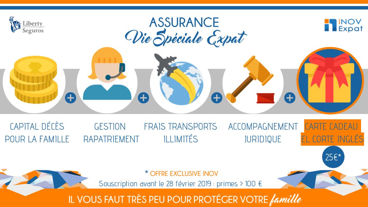 Assurance vie spécial expat