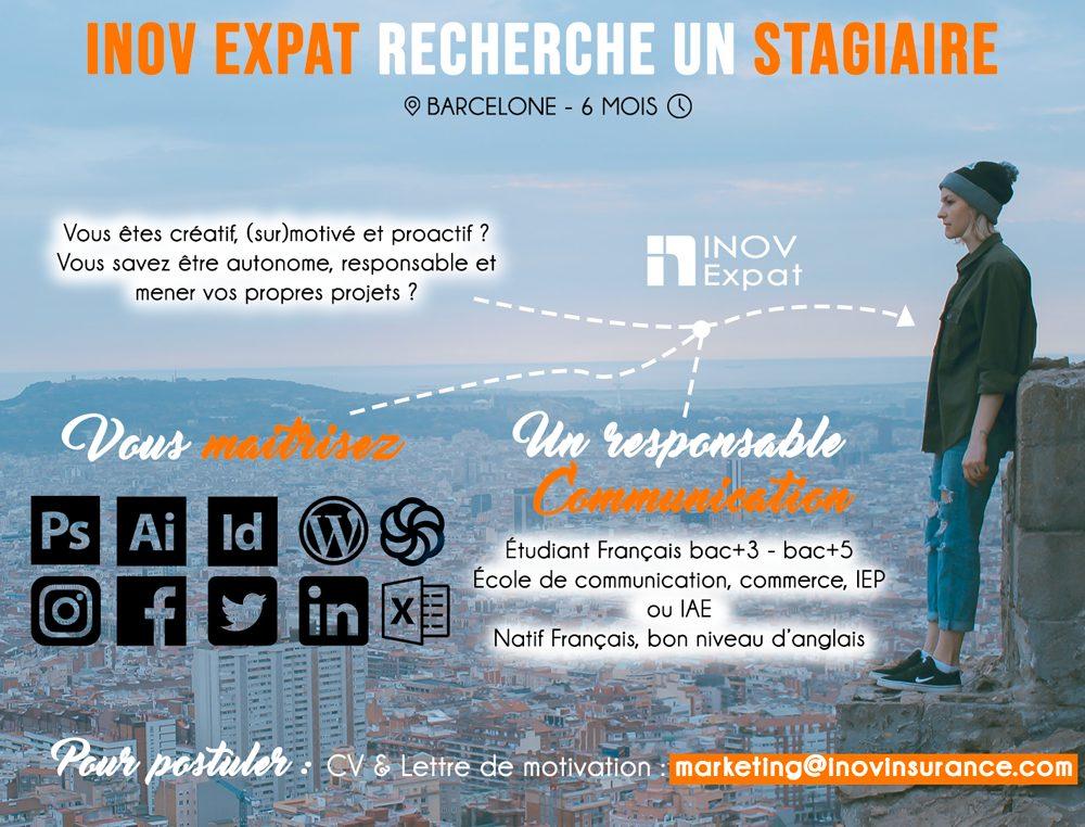 INOV Expat recrute
