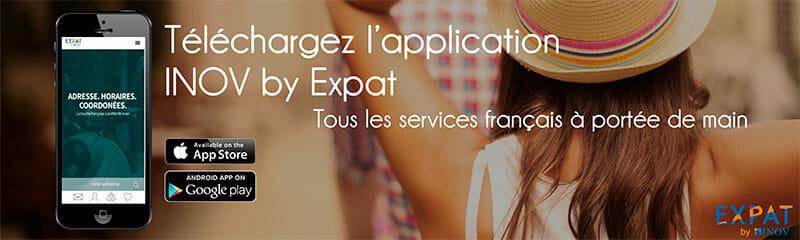 app Expat by Inov