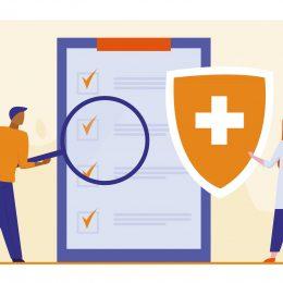 Медицинское страхование без заполнения анкеты о состоянии здоровья