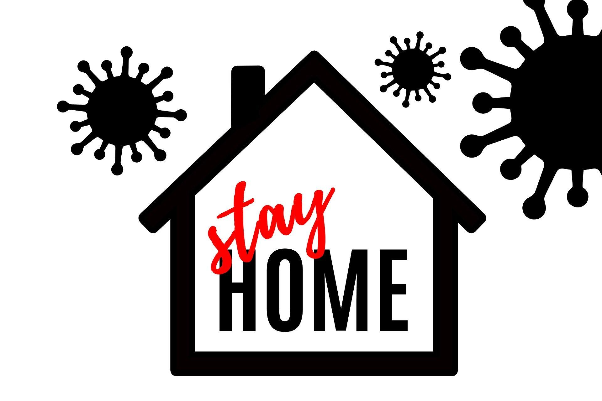 coronavirus rester à la maison