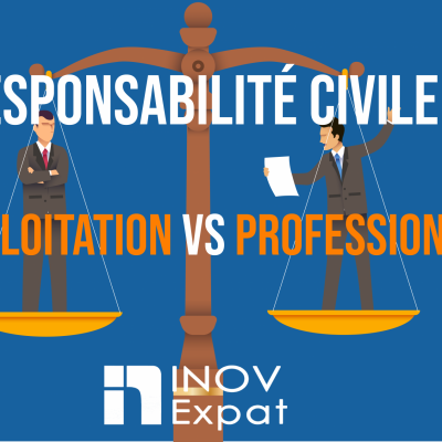 Différences entre la Responsabilité civile Exploitation et Responsabilité civile professionnelle.