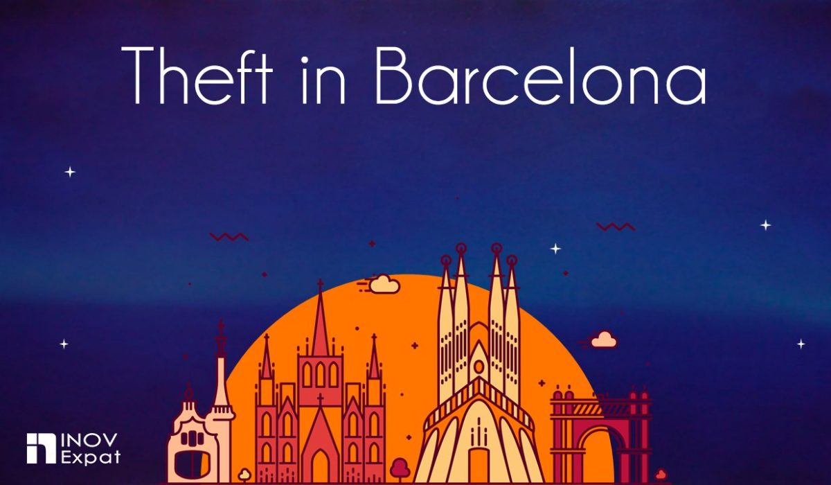 What to do in case of theft in Barcelona?