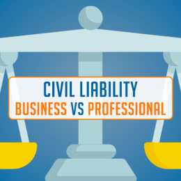 Differences between Business Liability and Professional Liability