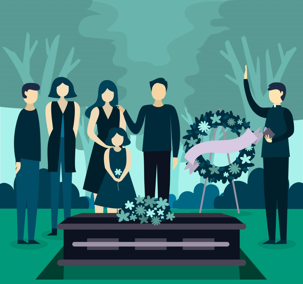 funeral insurance ceremonial